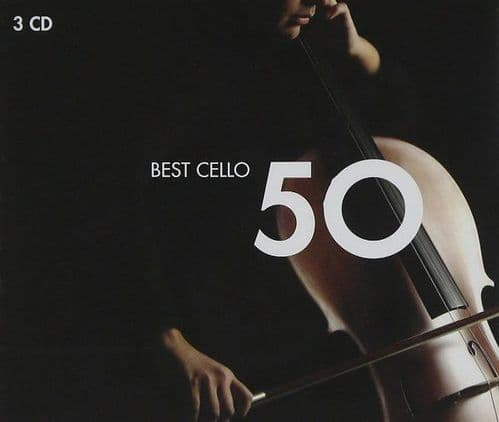 Various<br>Best Cello 50<br>3CD, Comp, Mono